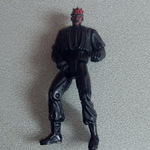 Star Wars Episode I Phantom Menace Darth Maul Action figure